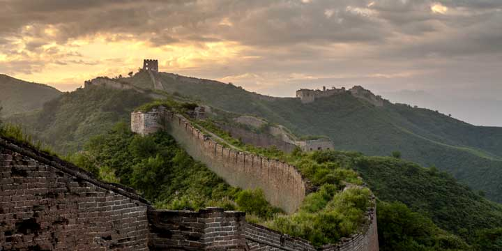 Mutianyu Große Mauer
