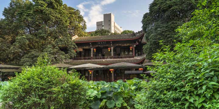 Chengdu Volkspark