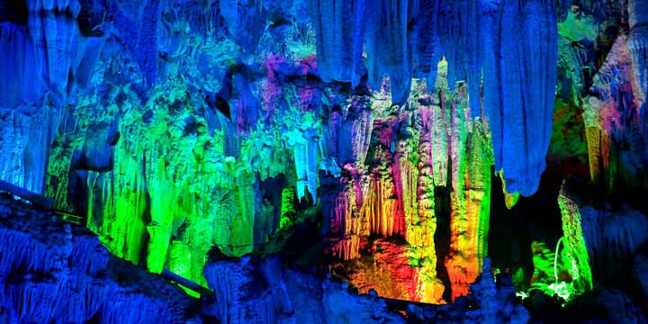 Schilfrohrflöten-Höhle