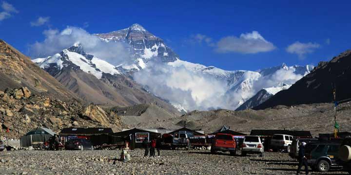 Mount Everest Basislager