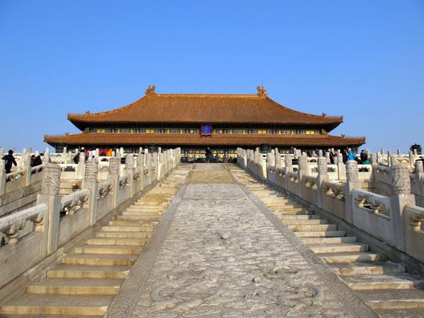 Die Jiaotai-Halle