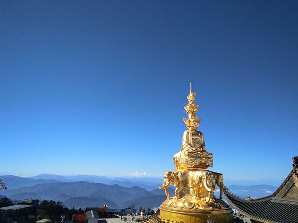 Der Goldene Gipfel