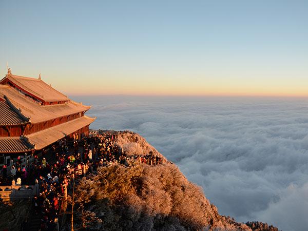 Der Baoguo-Tempel