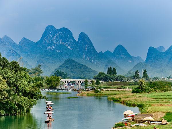 14 Tage Erstaunliche Naturwunder Chinas Reise