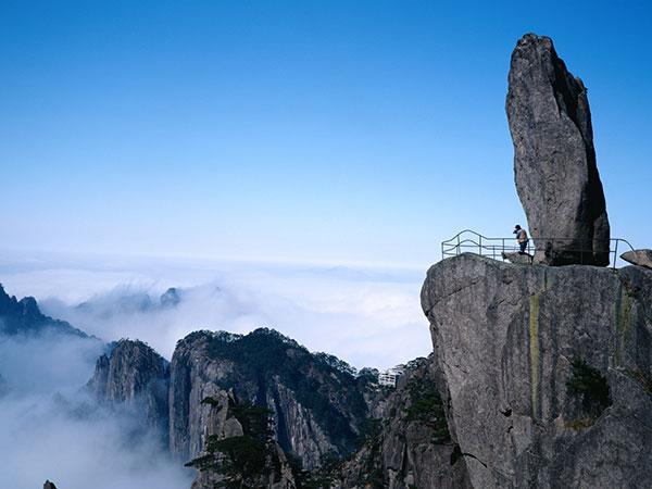 10 Tage Landschaftliche Reise nach Zhangjiajie und Huangshan Berg