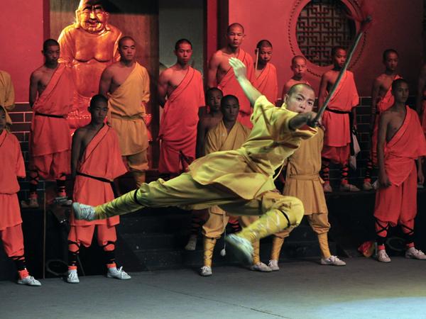 11 Tage China Shaolin-Kongfu Reise