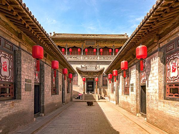 11 Tage Nordchinesische Altstädte Erkundungsreise