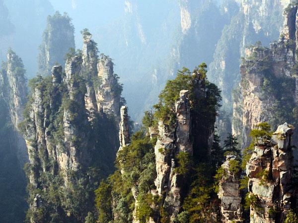 4 Tage Zhangjiajie Highlight Reise